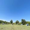 【ヒトリゴト】キャンプ気分で青空テントピクニック