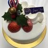 (忘備録)モンサンクレールのクリスマスケーキ