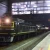 第1348列車 「 EF81牽引のロンチキ堅田工臨を狙う 」