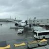 ANA NH764便に搭乗(B787-8)