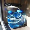 飲料水タンクを、臭わないタイプに交換しました