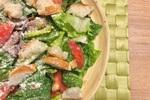 【簡単】シェフのサラダレシピ『砂肝とロメインレタスのサラダ』の作り方