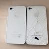 iPhone4とそっくり!iPhone4S 写真メモ