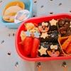 ~七夕キャラ弁~冷凍食品を使わず可愛い幼稚園弁当