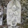 「石仏探訪-18 二猿庚申塔と二匹の猿」