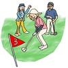 祝ホールインワン!グランドゴルフにデビューした70才の私の母