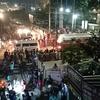バングラデシュ ダッカ。若い活気溢れる街。