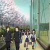 TVアニメ『氷菓』 舞台探訪(聖地巡礼)@高山編その1 神山高校・市民プール周辺