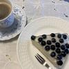 発芽記念日♪ブルーベリーレアチーズケーキ&凝固剤の使い方