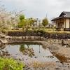 大池公園の一の池・二の池(福島県矢吹)
