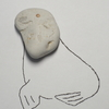 「とど石」Imaginative stone おもしろ石 Vol.4