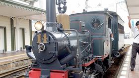 坊ちゃん列車で松山巡り「大街道~松山城~道後温泉」を満喫してきました