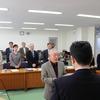 二本松市の除染廃棄物仮設焼却施設建設、除染土壌の再利用実証事業の住民説明を求め、市民団体が国と県に要望。