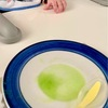 ☆生後5ヶ月7日*【離乳食】白菜に挑戦☆