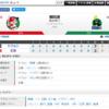 2019-07-04 カープ第78戦(マツダスタジアム)●2対7 ヤクルト(38勝37敗3分)毎日、同じような負け方。、もう観る必要ないね
