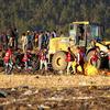 国連機関の職員も多数搭乗 墜落のエチオピア航空機