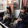 【SHIMAMURA WIND MUSIC】クラリネットカルテット 練習4回目4/13(木)