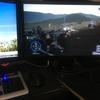 PCのモニターでPS4をプレイ☆画質良好、実用性あり。これは使える