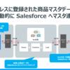 ローコードツールでロジレスの商品マスタを Salesforce に連携:CData Driver & ArcESB