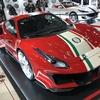 TOKYO AUTO SALON 2020 TWS フェラーリ!