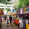 八幡神社のお祭り(東京・杉並区)