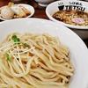 つけ麺tetsu @渋谷 焼き石でアツアツ復活特製つけ麺