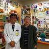 中医師の河野先生が土屋薬局に仙台から訪店されました!