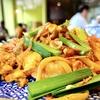 タイ料理:【新宿】もちもち食感と甘辛タレの辛みが美味い!生パッタイ専門店|新宿ディバッタイ