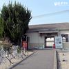 徳島線西麻植駅の少年を守るポスト