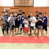 佐藤ルミナさん MMAセミナー