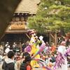 ディズニーランド:毎年恒例、仮装してランドへ!