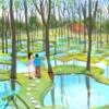 アートビオトープ水庭(栃木県那須)