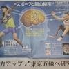 スポーツと脳機能の関係性について。(神業の研究。ドーピングなど)