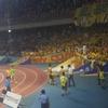 ベガルタ仙台を応援しに川崎フロンターレの本拠地・等々力競技場へ行ってきました!
