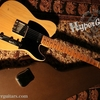 ASK価格のギターに挑む(後編) - 1954年製 Fender Telecaster オリジナルブラックガード -