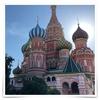 モスクワ一人旅② 赤の広場に美しく立つ世界遺産のワシリー寺院