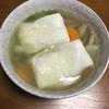 中華風雑煮を作ってみました