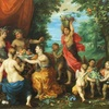 お酒の神様バッカス ギリシャ、ローマ神話