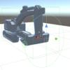 Fusion360で作成したモデルをUnityで動かす【ショベルカー】