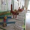 学校の掲示物④3年生 くぎ打ち名人、モンシロチョウ、校区探検