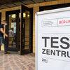 ベルリンでは週に1回無料でコロナ感染検査が受けられます
