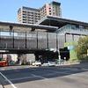 台湾桃園メトロ空港線の林口駅