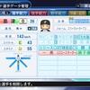 パワプロ2019 島津善則(オリジナル選手)