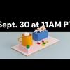 Google、9月30日(日本時間10月1日午前3時)にイベントを開催