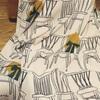 チェアプリントスカート