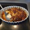 幸運な病のレシピ( 1713 )昼:チリコングラタン、ポテトサラダ、フライパンでの焼きサンド、コーンスープ