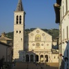 イタリアの小都市探訪 スポレート
