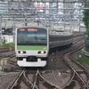 10月3日 山手線E231系500番台とE235系