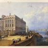 1847年のロシア。海の向こう側に見えている近代的な都市に見えるのはどこ?