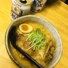 すすきの「ラーメン横丁」の「麺処とりぱん」でラーメンとビール編